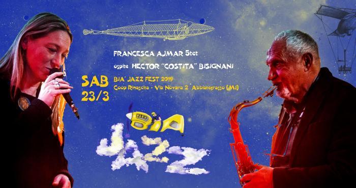 Ajmar 5tet special guest Hector Costita