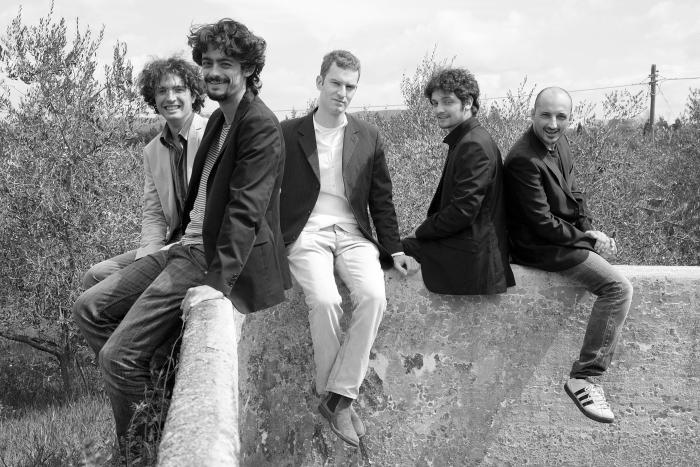 Alessandro Paternesi P.O.V. Quintet