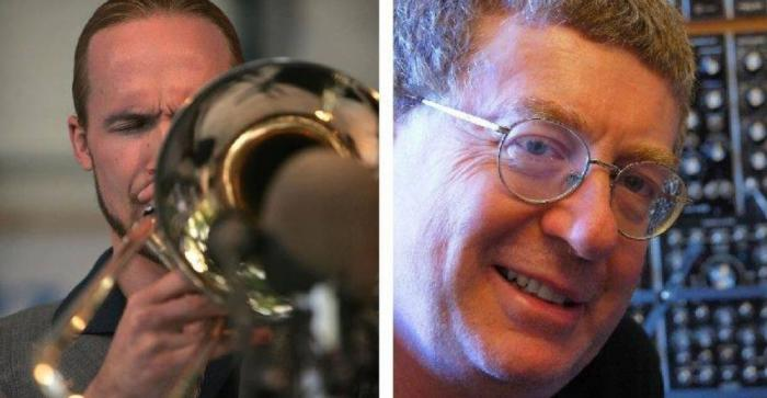 Andy Hunter e Riccardo Fassi