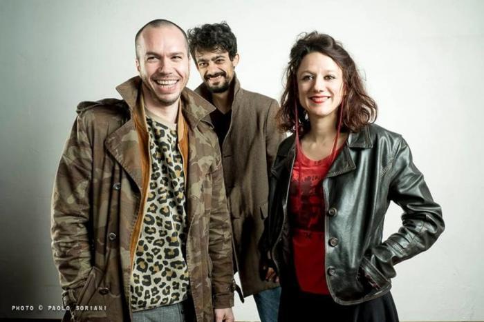 Francesco Diodati, Leila Martial e Stefano Tamborrino