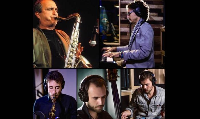 George Garzone & Leo Genovese meet Tano Trio