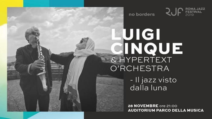 Luigi Cinque & Hypertext Orchestra