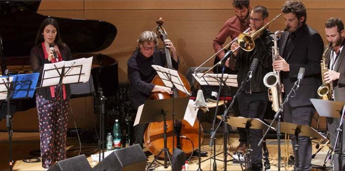 Orchestra Nazionale Jazz Giovani Talenti diretta da Paolo Damiani