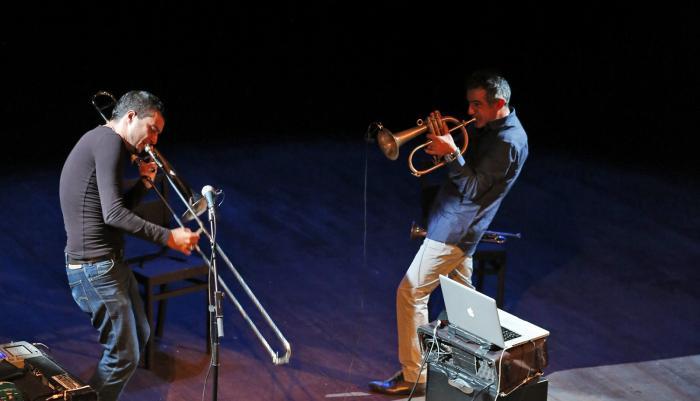 Paolo Fresu & Gianluca Petrella