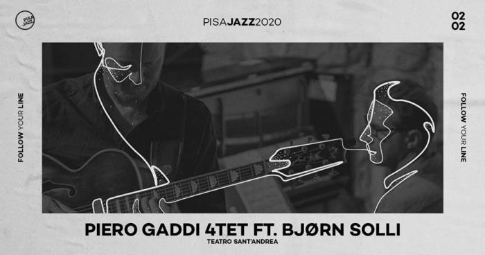 Piero Gaddi 4et feat Bjørn Solli
